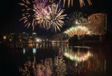 Delaware Riverfront Fireworks
