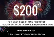 DETV Fireworks photo contest